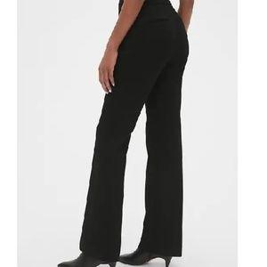 NWOT Gap High Rise Curvy Slim Boot Pants 12T c659